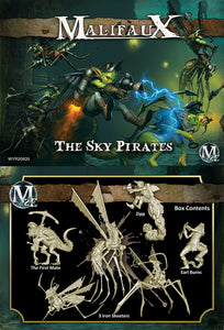 Malifaux The Sky Pirates