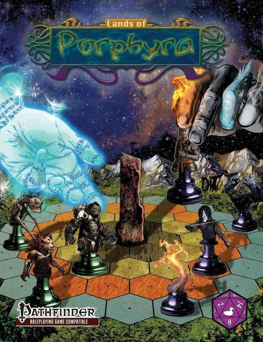 Lands of Porphyra RPG Campaign Setting