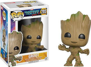 Funko PoP! Guardians of the Galaxy Volume 2 Groot 202