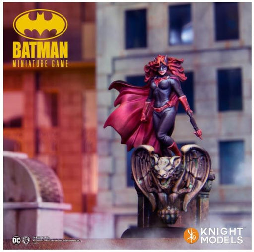 Batman Miniature Game: Batwoman (Resin)