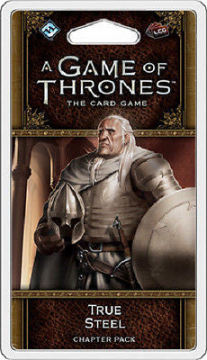 A Game of Thrones LCG Second Edition True Steel Chapter Pack