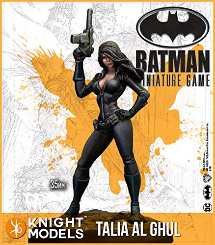 Batman Miniature Game Talia Al'ghul