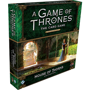 A Game of Thrones the Card Game House of Thorns Expansion