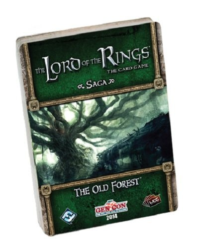 The Lord of the Rings LCG: The Old Forest Standalone Quest