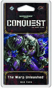 Warhammer 40K Conquest LCG The Warp Unleashed