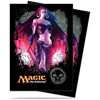 Ultra Pro Magic Deck Protectors 80 Count Liliana