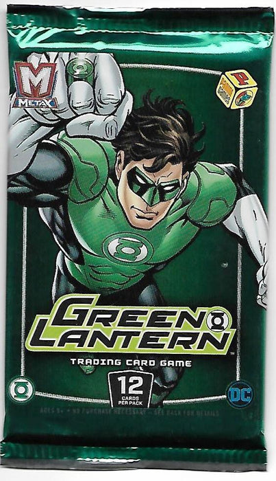 Metax Green Lantern Corps (2017) Boosters
