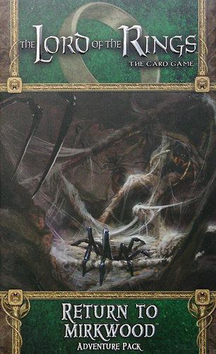 Lord of the Rings Card Game Return to Mirkwood