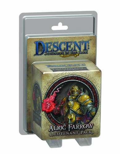 Descent Journeys in the Dark 2nd Edition: Alric Farrow Lieutenant Pack