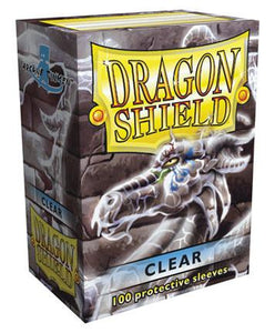 Dragon Shield 100ct Card Sleeves Clear