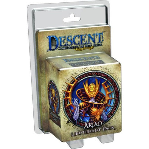 Descent Journeys in the Dark Second Edition Ariad Lieutenant Pack