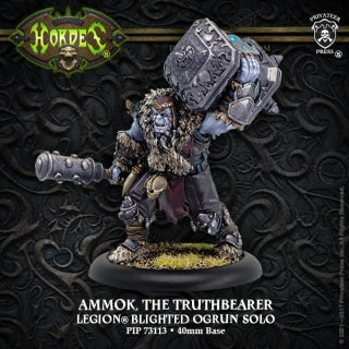 Hordes: Legion of Everblight Ammok the Truthbearer Blighted Ogrun Character Solo