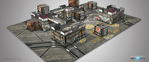 Infinity: Kurage Station Scenery Pack