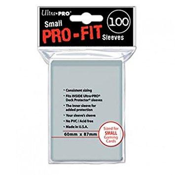 UltraPro Pro-Fit Small Sleeves (100 ct.)