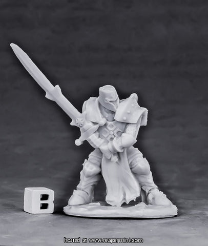 Dark Heaven: Bones Crusader Justifier (Greatsword)