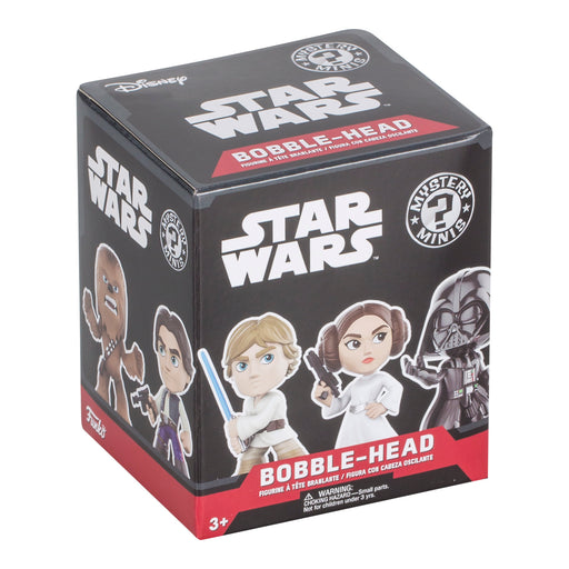 Funko Mystery Minis Star Wars Bobble-Heads
