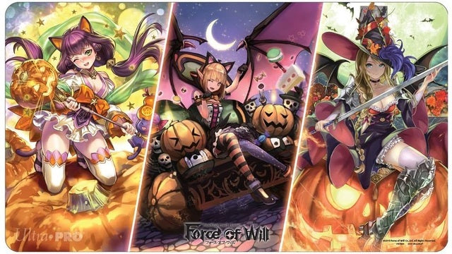 Force of Will: Halloween Limited Edition Play Mat