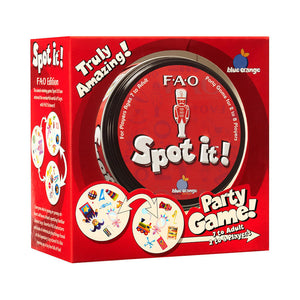 Spot It! FAO Party Game