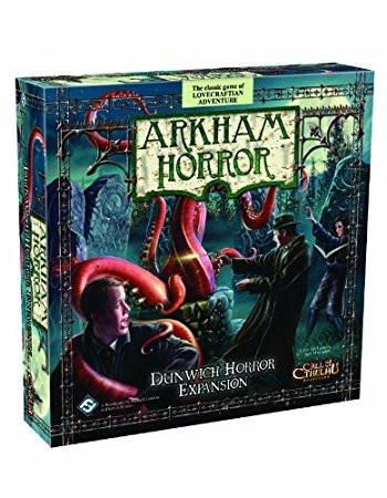 Arkham Horror The Dunwich Horror Expansion