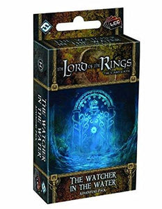 The Lord of the Rings Card Game Adventure Pack The Watcher in the Water