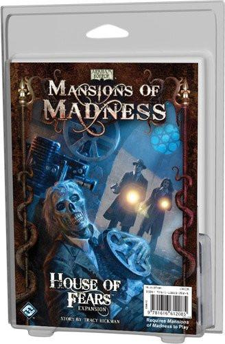 Mansions of Madness House of Fears Expansion