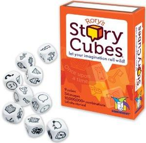 Rory's Story Cubes Base Set