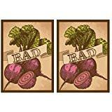 Legion Bad Beets Double Matte Standard Sleeves (50ct)