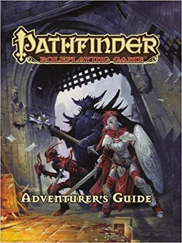 Pathfinder RPG: Adventurer's Guide Hardcover