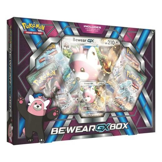 Pokémon Trading Card Game Bewear EX Box
