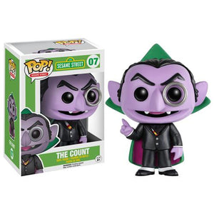 Funko PoP! Sesame Street The Count 07