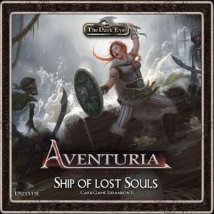 Aventuria Adventure Card Game: Ship of Lost Souls Expansion