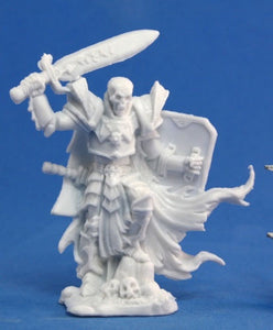 Reaper Bones Dark Heaven Arrius, Skeletal Warrior 77158