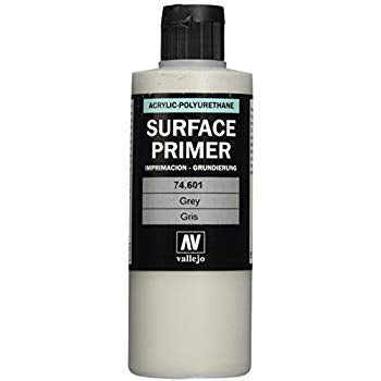 Auxiliary Products: White Primer (200ml)