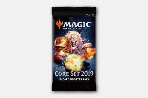 Magic the Gathering CCG: Core 2019 Booster Pack