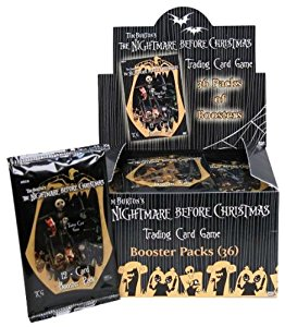 The Nightmare Before Christmas TCG Booster Pack