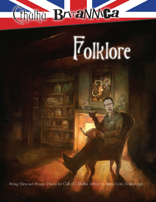 Call of Cthulhu: Britannica Folklore