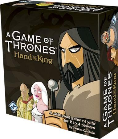 A Game of Thrones: Hand of the King Card Game