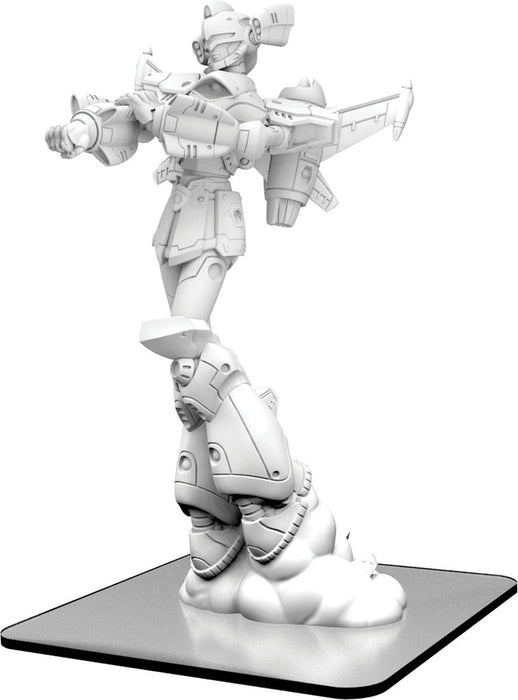 Monsterpocalypse: G.U.A.R.D. Nova ESR Monster (Resin and White Metal)