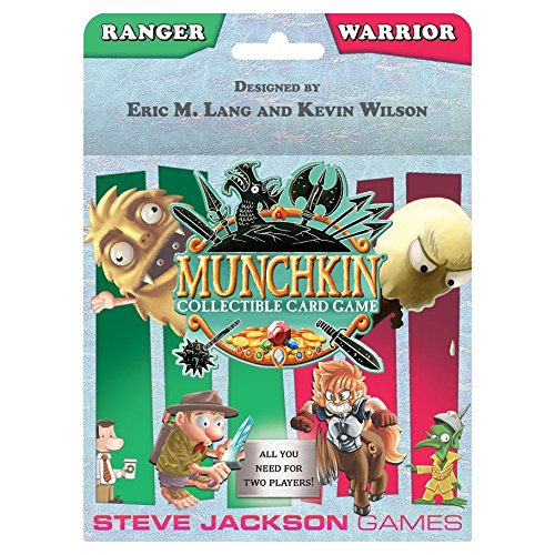 Munchkin Collectible Card Game: Ranger/Warrior Starter