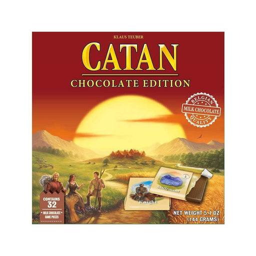 Catan Milk Chocolate Edition