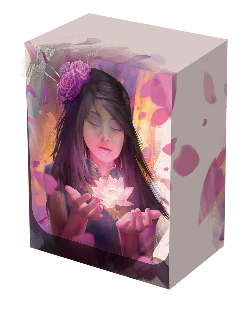 Legion Deck Box Lotus