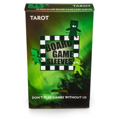 Board Game Sleeves: Tarot Non-Glare