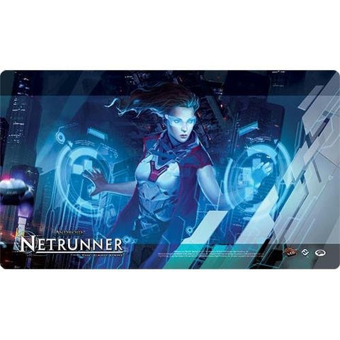 Android Netrunner LCG The Masque Playmat