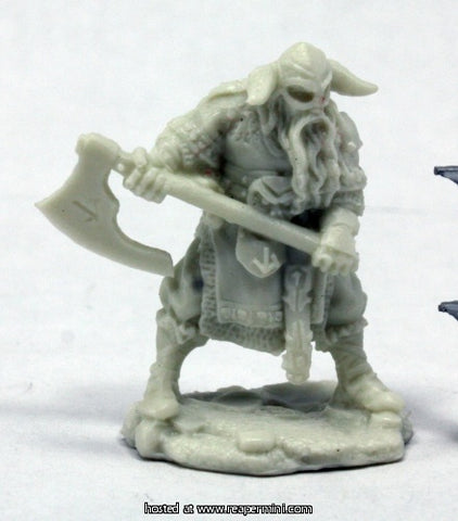 Dark Heaven: Bones Sigurd, Viking