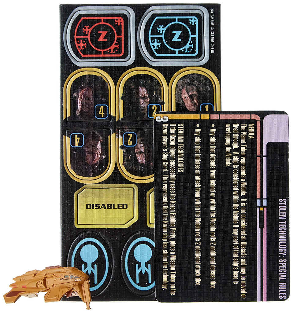 Star Trek Attack Wing Nistrim Raider Expansion Pack