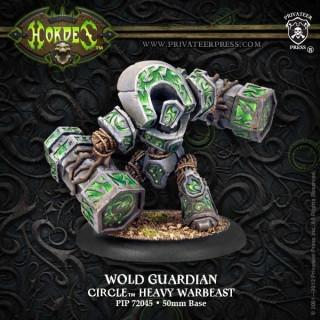 Hordes Circle Orboros Wold Guardian Heavy Warbeast