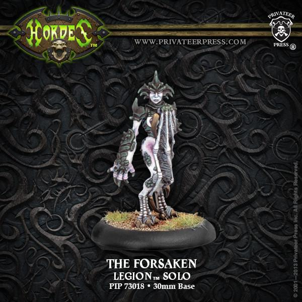 Hordes Legion of Everblight The Forsaken Blighted Nyss Solo