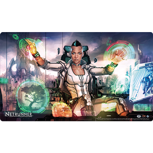 Android Netrunner LCG New World Order Playmat
