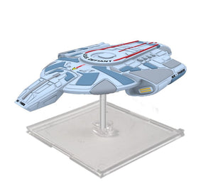 Star Trek Attack Wing: Wave 22 Federation U.S.S. Valiant Expansion Pack