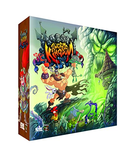 Awesome Kingdom Board Game